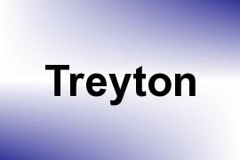 Treyton name image
