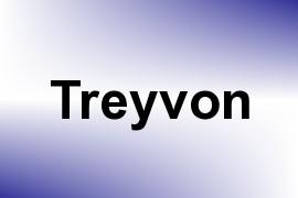 Treyvon name image