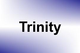Trinity name image