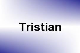 Tristian name image