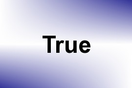 True name image