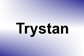 Trystan name image