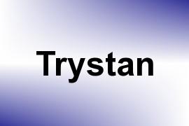 Trystan name image
