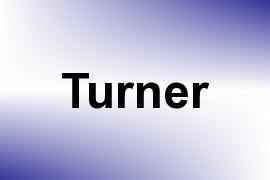 Turner name image