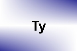 Ty name image