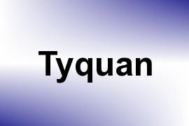Tyquan name image