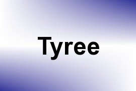 Tyree name image