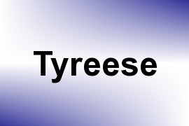 Tyreese name image