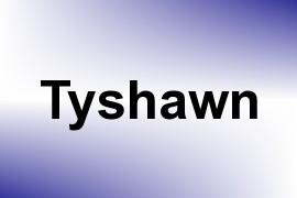 Tyshawn name image