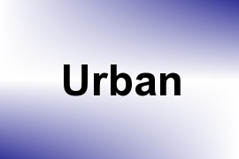 Urban name image