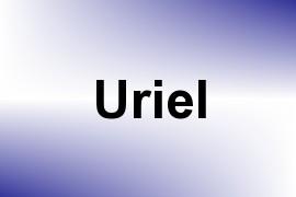 Uriel name image