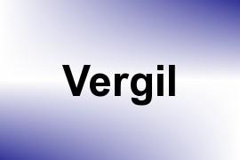 Vergil name image