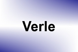 Verle name image