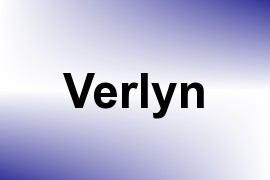 Verlyn name image