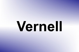 Vernell name image