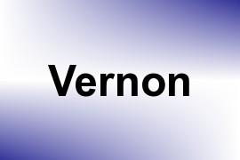 Vernon name image