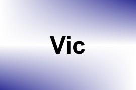 Vic name image