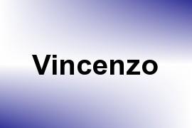 Vincenzo name image