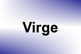 Virge name image