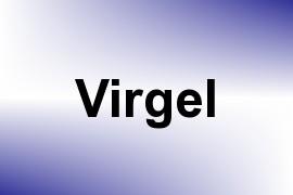 Virgel name image