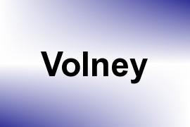 Volney name image